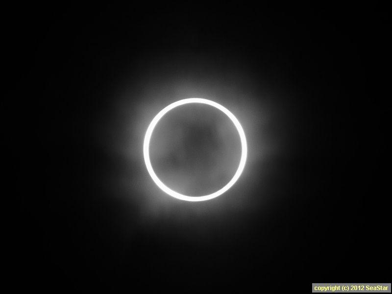 2012年金環日食